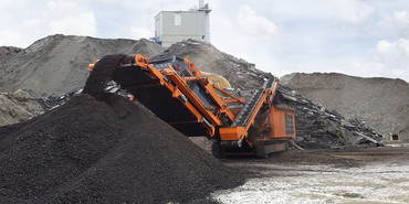 Compact Crusher R1100S in Paris