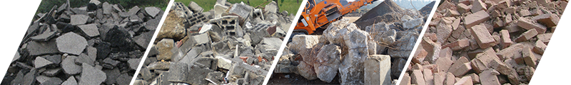 Asphalt-Bauschutt-Beton-Ziegel_Asphalt-Demolition-Waste-Concrete-Bricks